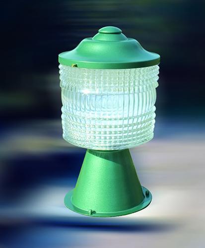 Outdoor bollard lights
