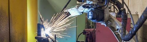 Robotized welding