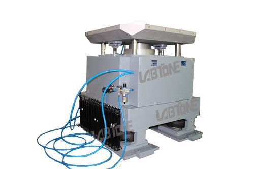 Bump Shock Test Machine For Wide Range Of Half Sine Test Def Std 07-55 Standard