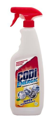 Codi Energic - Desengrasante La Oca