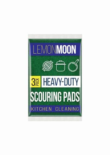 Scouring pads LEMON MOON