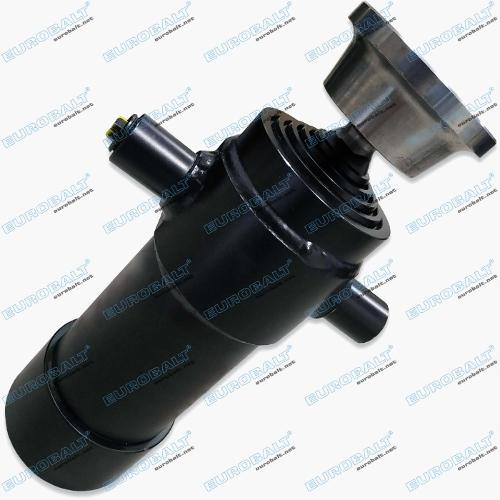 Telescopic four-stage cylinder (piston stroke: 800 mm)