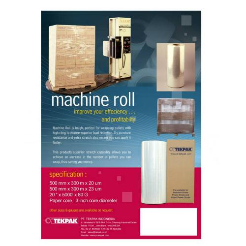 Machine Roll