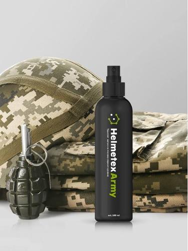 Odor Eliminator Spray HELMETEX ARMY
