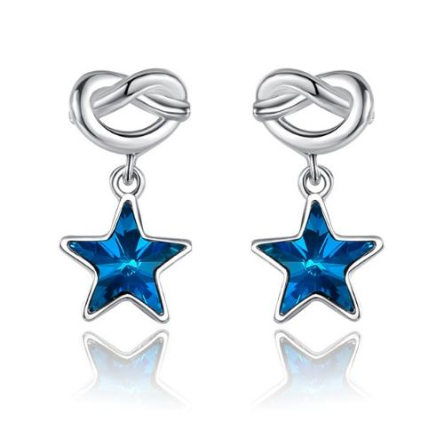 Earrings, S925 sterling silver jewelry wholesale supplier