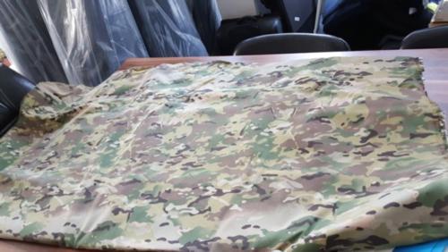 Naylon 66 Camouflage  1000D , 500D , 200D