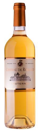 Sauternes wine AOC