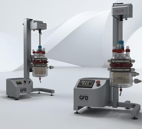 GFD® family of Lab Nutsche Filter Dryers