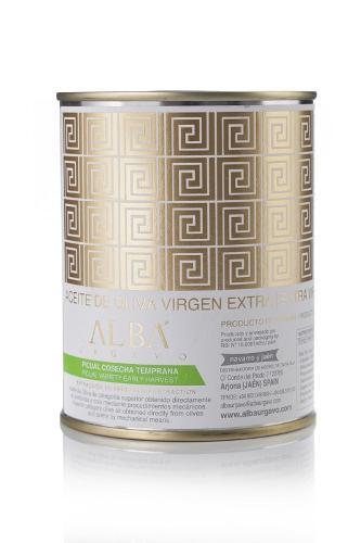 Aceite de oliva virgen extra, bote 50 cl. Primera Cosecha