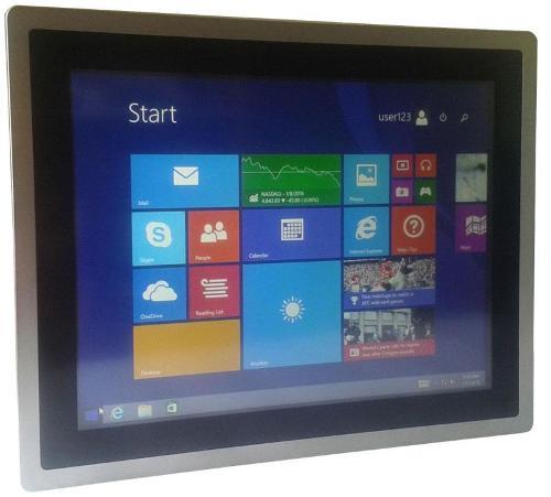 15 inch Full IP65 IP67 Waterproof Panel PC