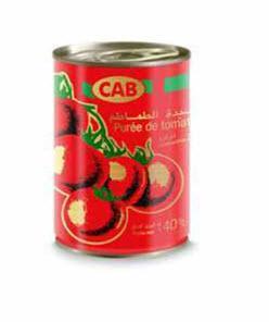 Purée De Tomates 140g