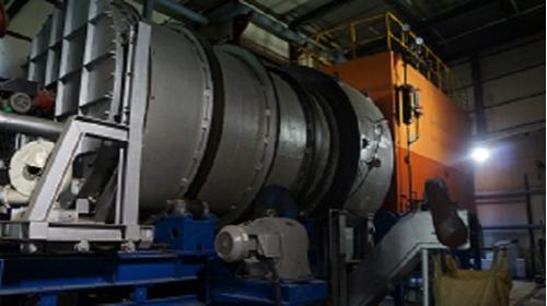 Waste Fired Power Plant