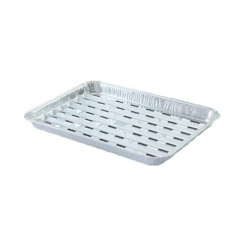 microwavable dishes and foil trays