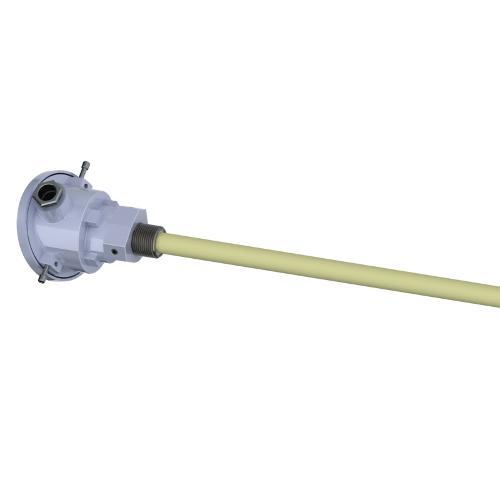 High temperature oxygen probe