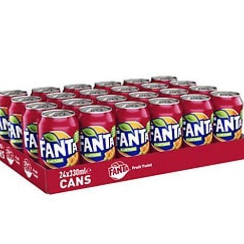 Fanta Twist Pack 24 X 33xxl