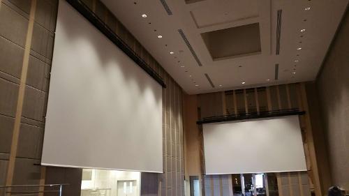 Fixation murale et plafond