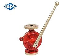 pompe manuelle semi-rotative