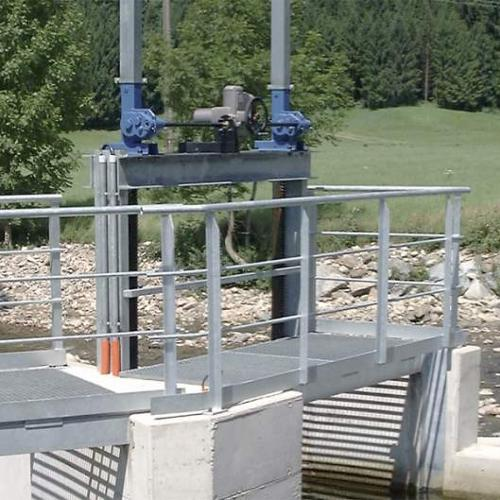Double Sluice Gate Drives 1290
