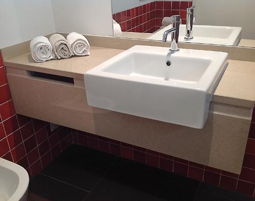 Sinks, Basins