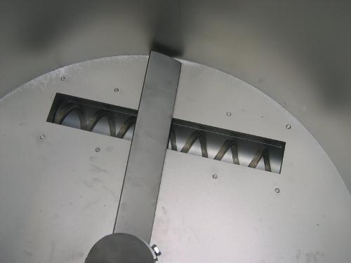 TransiTec discharge and metering device type DZR