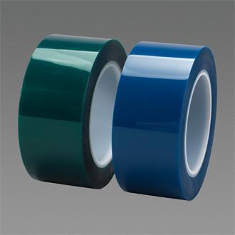 Nastro adesivo in silicone a base di poliestere