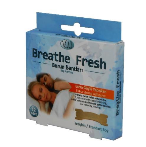 Vien Breathe Fresh Nasal Strips
