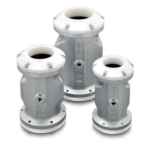 HO-Matic pinch valve series 40