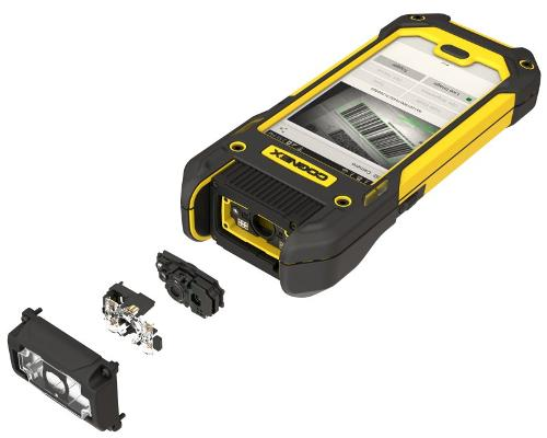 MX-1502 Series Mobile Barcode Reader