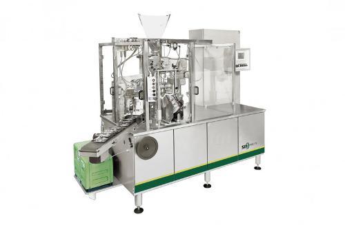 Filling and sealing machine FM 1 FS