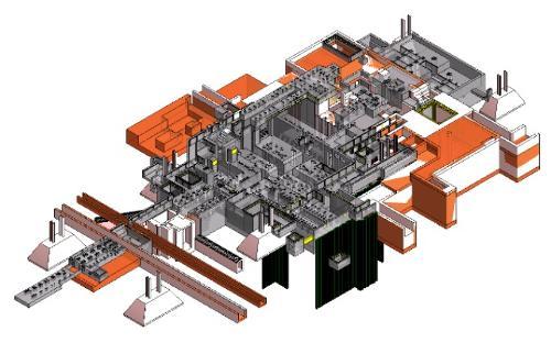 Massivbau- 2D/3D- Ausführungsplanung