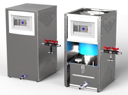 Дистиллятор АЭ-5 со встроенным водосборником