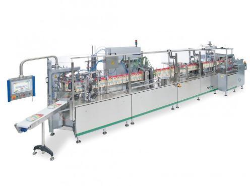 HFFS Pouch-Packaging Machine FBM 071