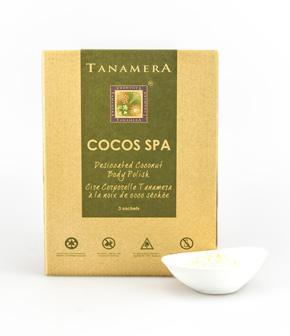 Aktion-Tanamera® Kokosnuss Körperpeeling, 3 x 100g,...