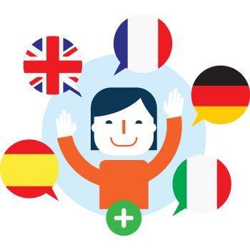 Registrazione messaggi audio multilingua