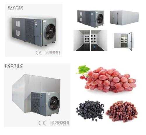Grape and Raisin Dehydrator machine