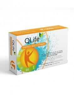 QLife Energi Multivitamin