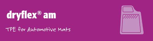 TPE compounds for autmotive mats