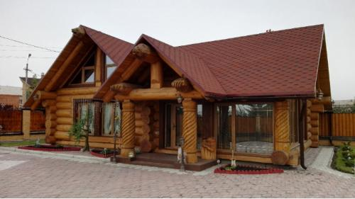Log homes builders