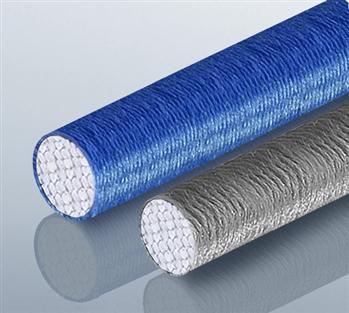 Gummiseile mit Polyethylenumflechtung