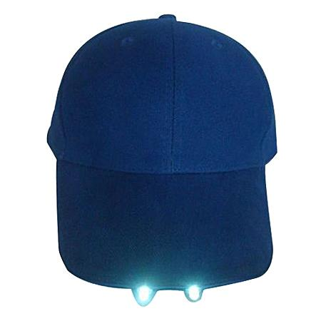 LED baseball hat
