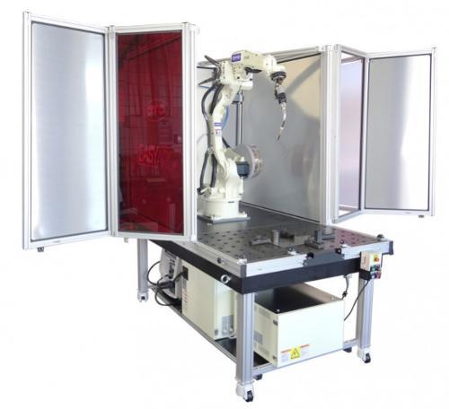 Robotic welding cell - EASY ARC