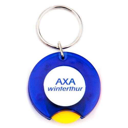 Acrylic 1 side Key-ring components CR-25 CARRO