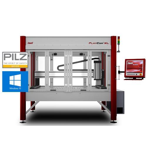 FLATCOM - SERIES XL CNC-MILLING MACHINE