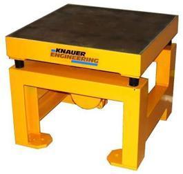 Vibrating tables standard