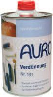 Diluant naturel AURO