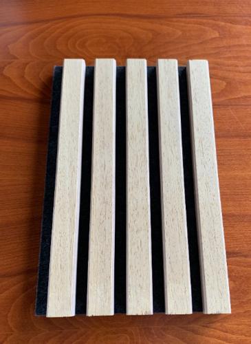 Acoustic Wooden Slats