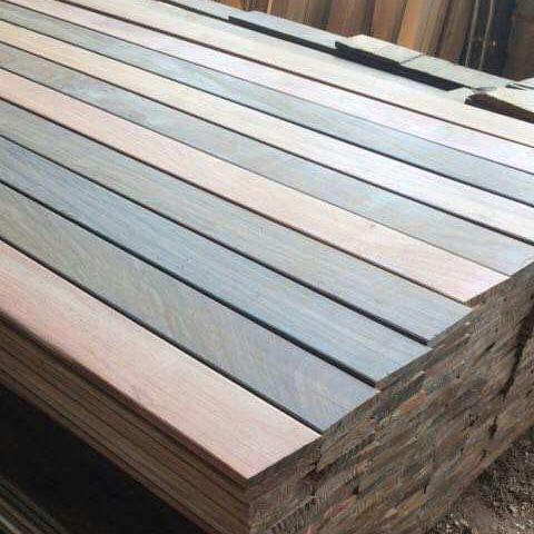 Burma Teak Outdoor Decking