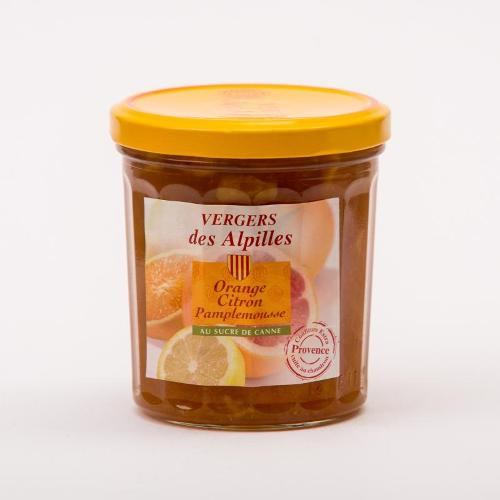 Vergers des Alpilles - Orange / Citron / Pamplemousse