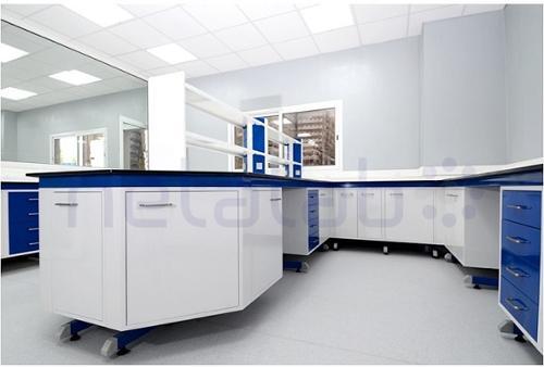 Laboratuvar Kenar Orta Tezgahı