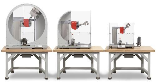 Brugger pendulum impact tester - HIT series